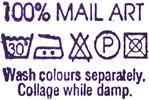 100% Mail Art