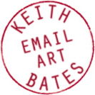 Keith Bates Email stamp
